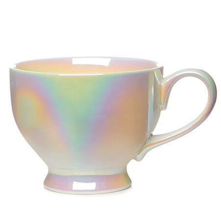 Opalescent Bloom Teacup