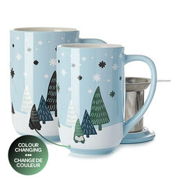 Nordic Mug Color Changing WoodGnome
