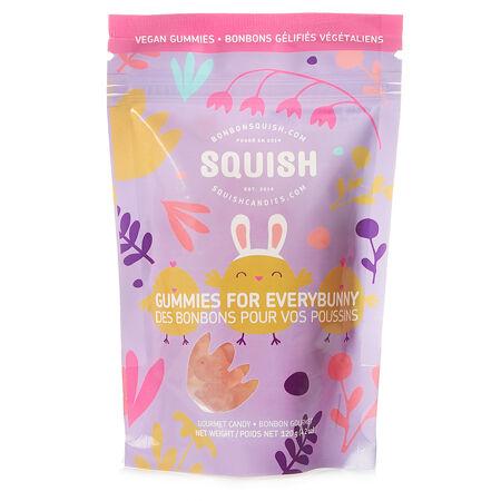 Bonbons Ours pétillants végétaliens de Pâques par SQUISH