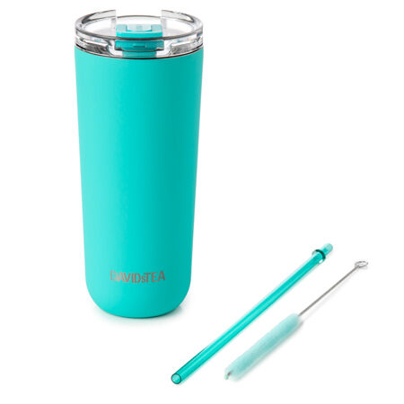 Teal Silicone Favourite Tumbler