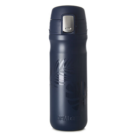 Leaves Lock Top Travel Mug