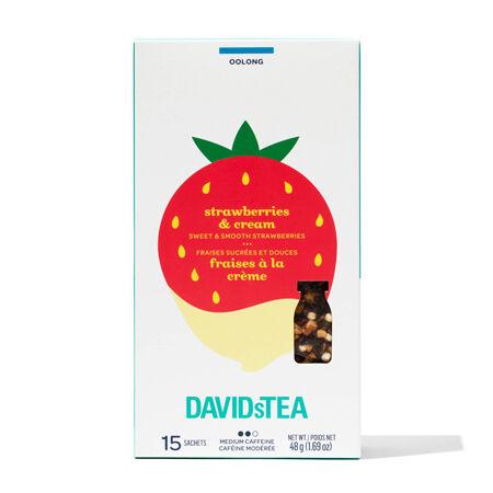Strawberries & Cream Sachets