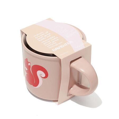 Ensemble pour latte Earl Grey crème biologique