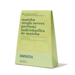Peach Matcha Single Serves