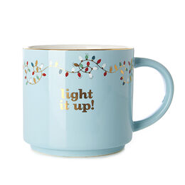 Stackable Mug Light it up