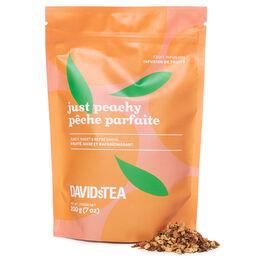 Just Peachy Iced Tea Bulk Bag