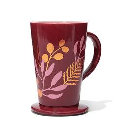 Perfect Mug Foliage Burgundy
