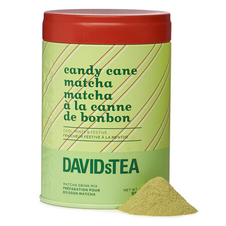 Candy Cane Matcha Iconic Tin