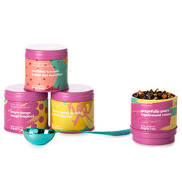 Frootlicious Teas Mini Tin Gift Box with Spoon