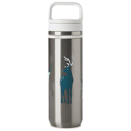 Reindeer Carry Travel Mug