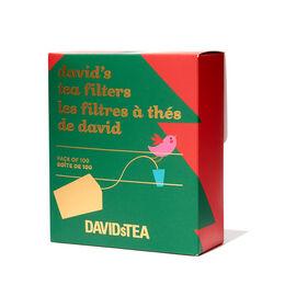 Birdie David's Tea Filters Pack of 100