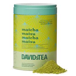 Matcha Matsu  Iconic Tin