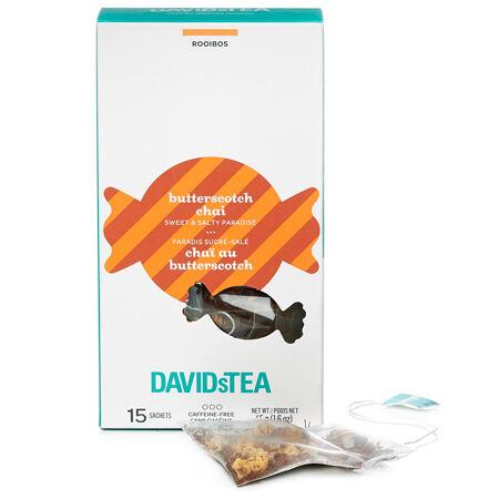 Butterscotch Chai sachets