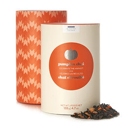 Pumpkin Chai Large Tea Solo