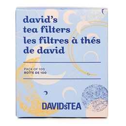 Moon David's Tea Filters Pack of 100