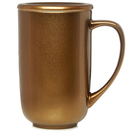 Gold & Ornament Nordic Mug