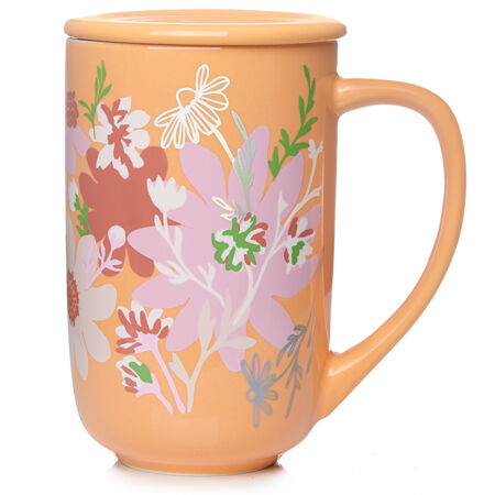 Floral Bliss Colour Changing Nordic Mug