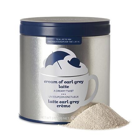 Latte Earl Grey crème