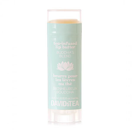 Buddha's blend Tea-infused lip butter