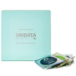 Reinvented Classics Mini Sachet Tea Chest