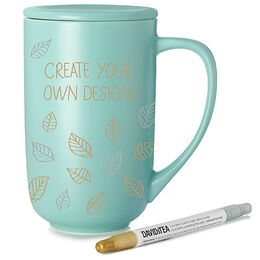 Customizable Nordic Mug Ocean Breeze