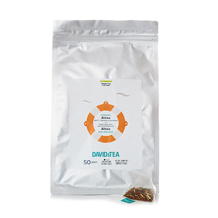 Organic Detox Sachets Pack of 50
