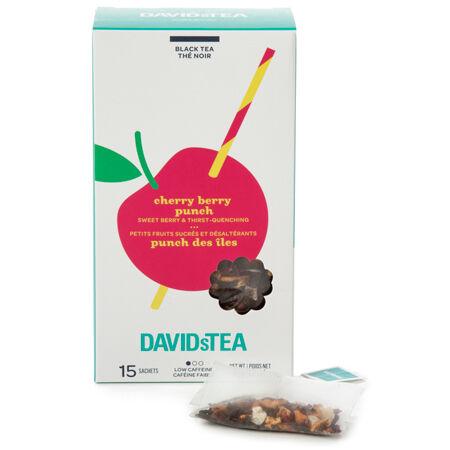 Sachets de thé Punch des îles