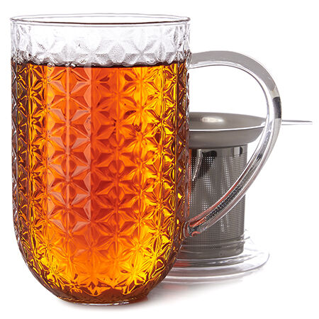 Glass Starcut Nordic Mug