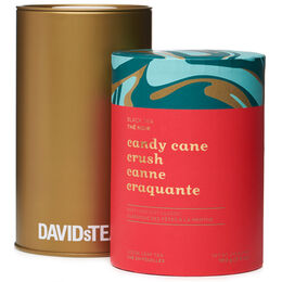 Candy Cane Crush Large Tea Tin