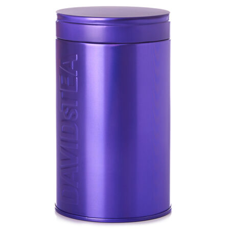 Purple Iridescent Tin
