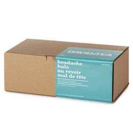 Boîte de 25sachets   Au revoir mal de tête