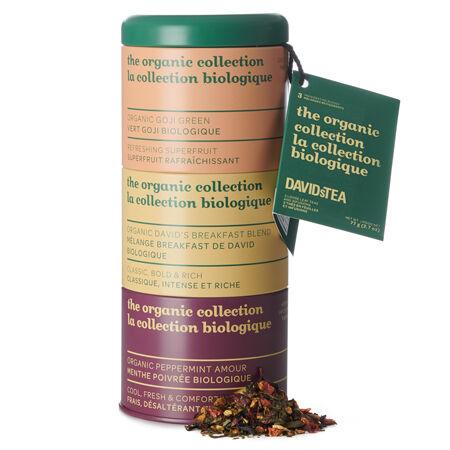 Organic Teas Capsule Collection