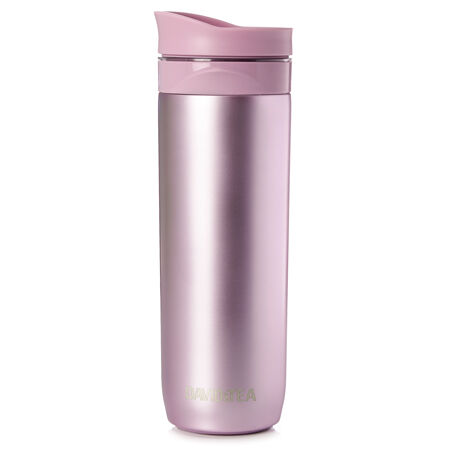 Rose Metallic Tea Press