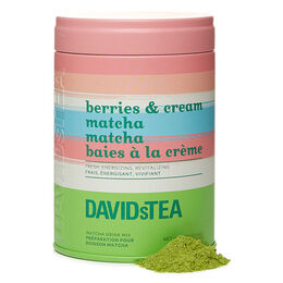 Berries & Cream Matcha Iconic Tin