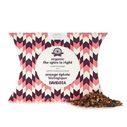 Organic The Spice is Right Tea Box