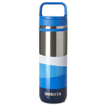 Big Stripe Carry Travel Mug