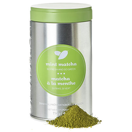 Mint Matcha Perfect Tin