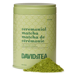 Ceremonial Matcha  Iconic Tin