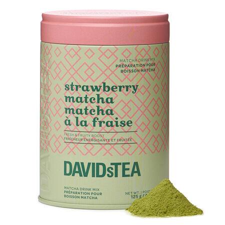 Strawberry Matcha Iconic Tin