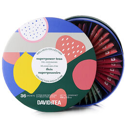 Superpower Teas Sachet Tea Wheel