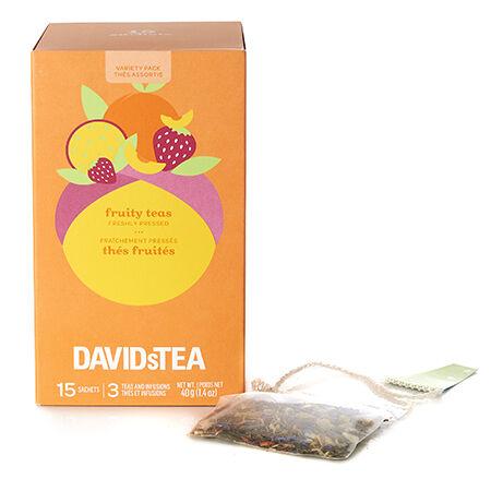 Fruity Teas