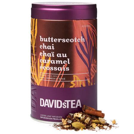 Butterscotch Chai Iconic Tin