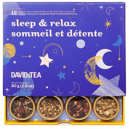 Sleep & Relax 12 Tea Sampler