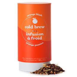 Orange Blush Cold Brew Tea Solo