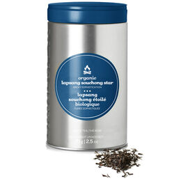 Organic Lapsang Souchong Star Perfect Tin