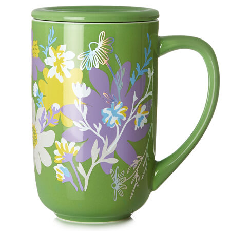 Bliss Leaf Colour Changing Nordic Mug