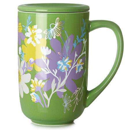 Tasse Nordic changeant de couleur à douceur florale