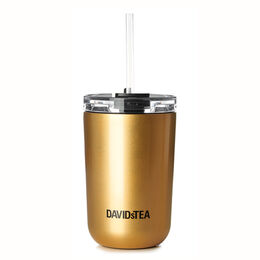 Mini Favourite Tumbler Holographic Gold