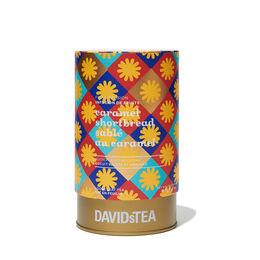 Grand solo de thé Sablé au caramel