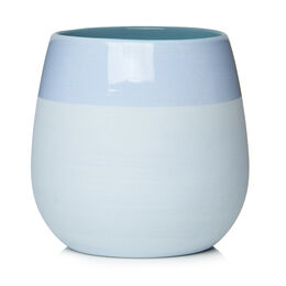 Bubble Cup Matte Glossy Blue
